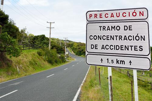 Seguridad en carreteras, reto prioritario de cara al 2020 1
